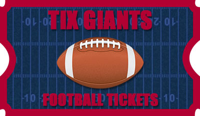 Tix Giants Logo
